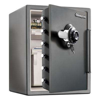 SFW205DPB 2.0 cu ft Fireproof Safe and Waterproof Safe with Dial Combination