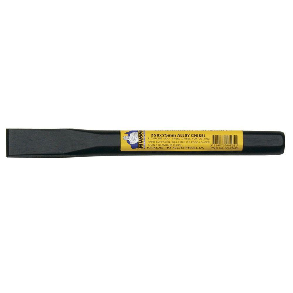 Klein Tools 8 in. x 3/4 in. Flat Alloy Cold Chisel-DISCONTINUED