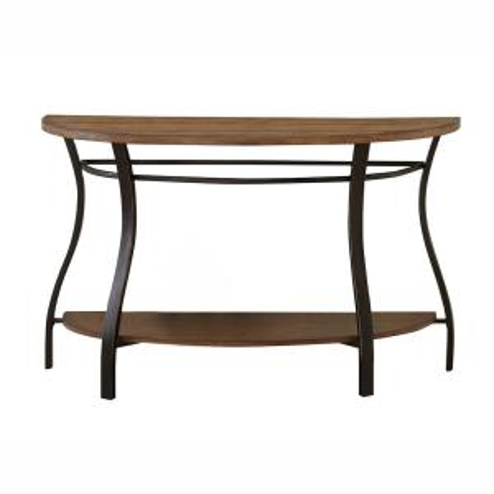 Denise Oak Sofa Table