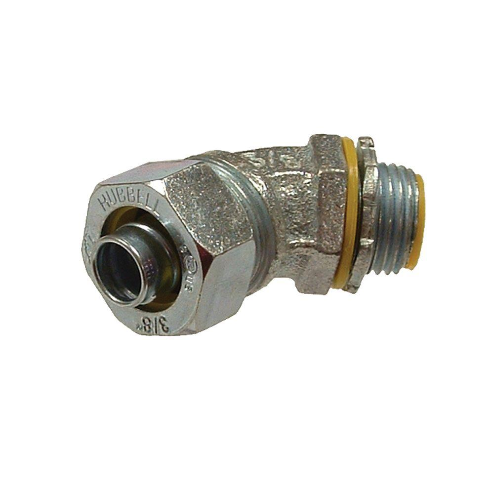 Liquidtight 1/2 in. Insulated Connector (25-Pack)