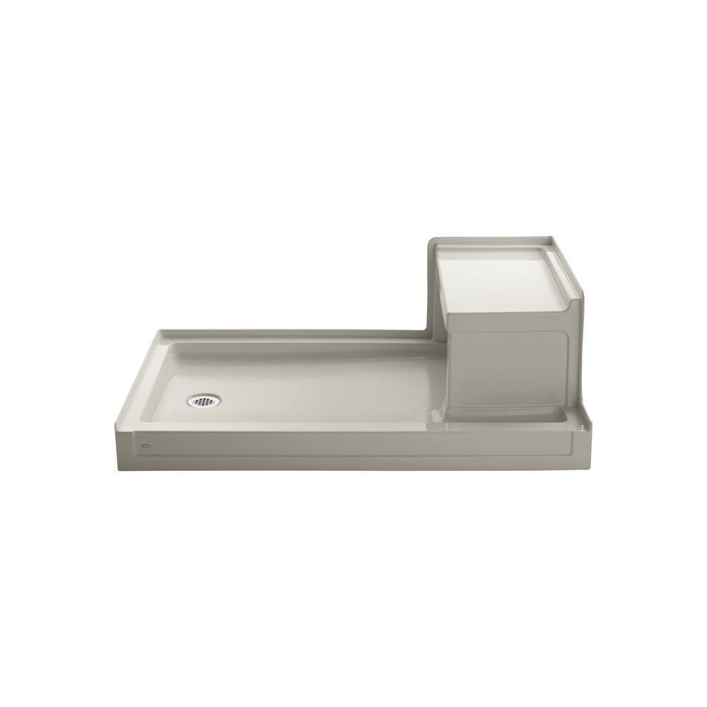 Tresham 60 in. x 36 in. Single Threshold Shower Receptor in
