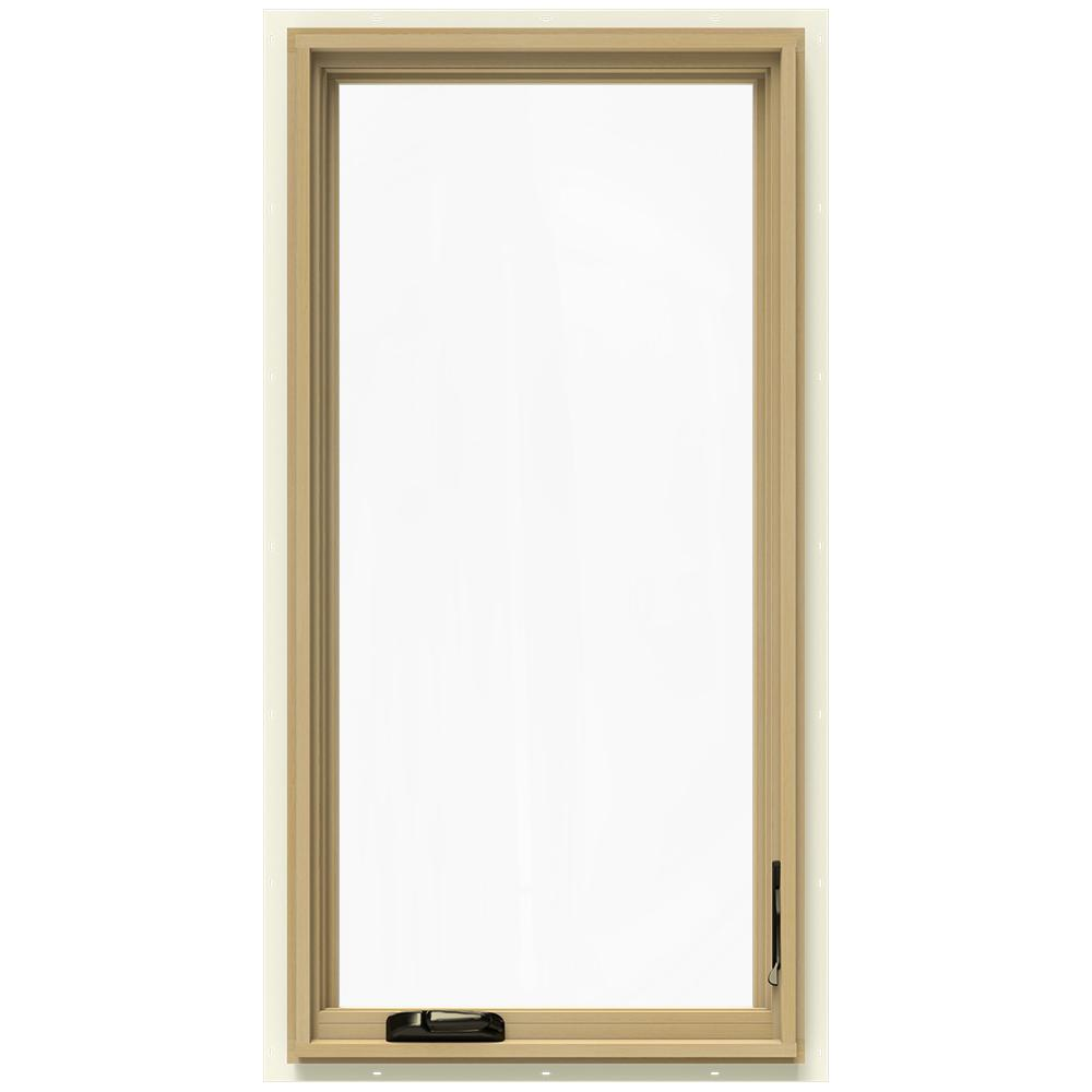 24.75 in. x 48.75 in. W-2500 Right-Hand Casement Wood Window