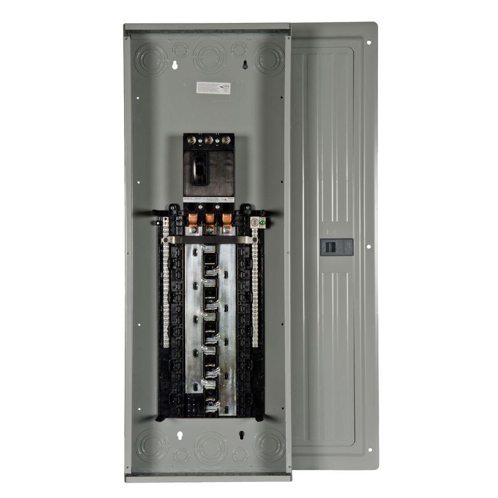 siemens es series 200 amp 30 space 54 circuit main breaker indoor 3 phase load center s3054b3200. Black Bedroom Furniture Sets. Home Design Ideas
