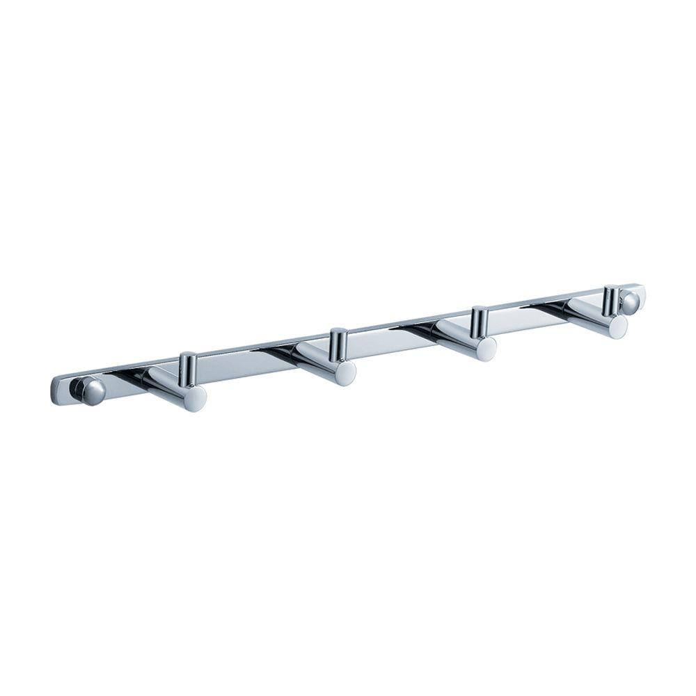 Fresca Magnifico 4 Robe Hook in Chrome