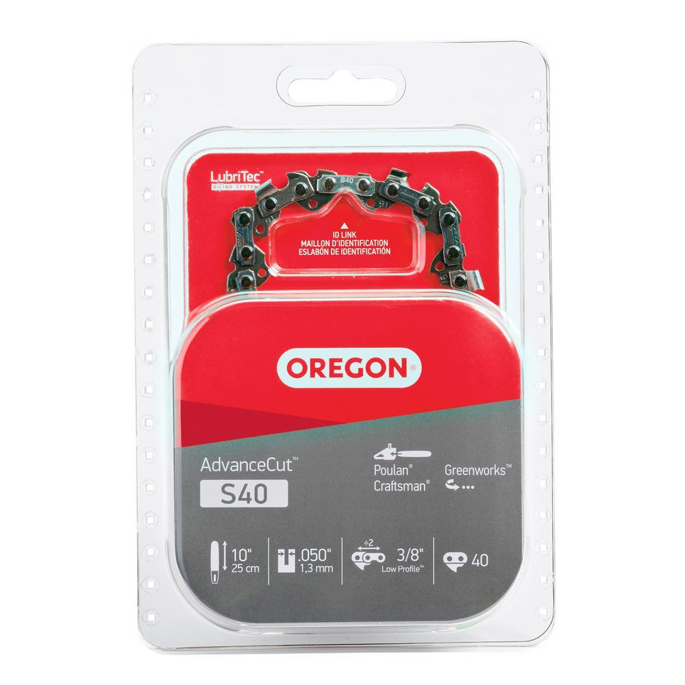 Oregon 10 inch Chainsaw Chain by Oregon