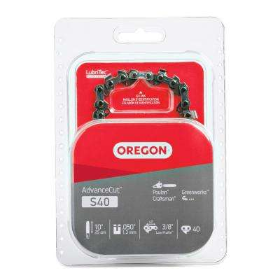 10 in. Chainsaw Chain