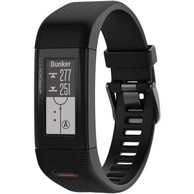 Approach X10 Matte Black GPS Golf Band