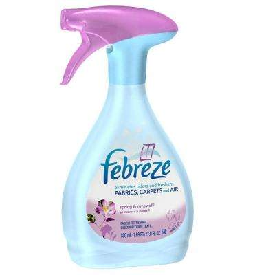 Fabric Fresheners Laundry Products The Home Depot