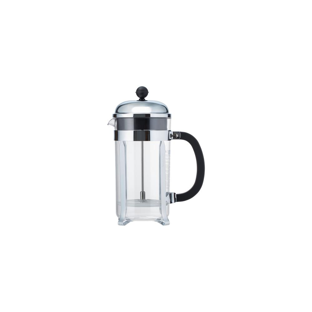 Bodum Chambord 3-Cup Chrome (Grey) French Press Coffee Maker