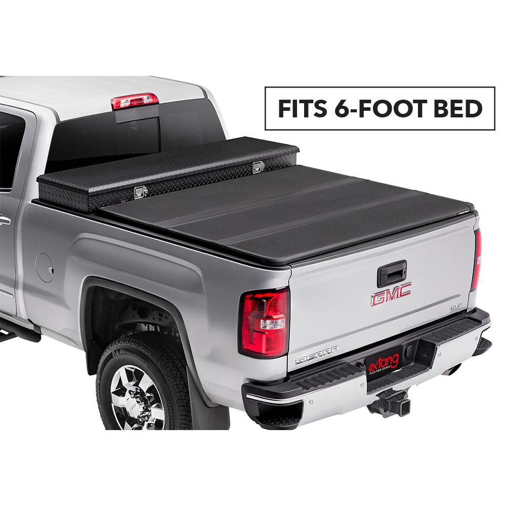 Extang Solid Fold 2 0 Toolbox Tonneau Cover 99 06 07 Classic
