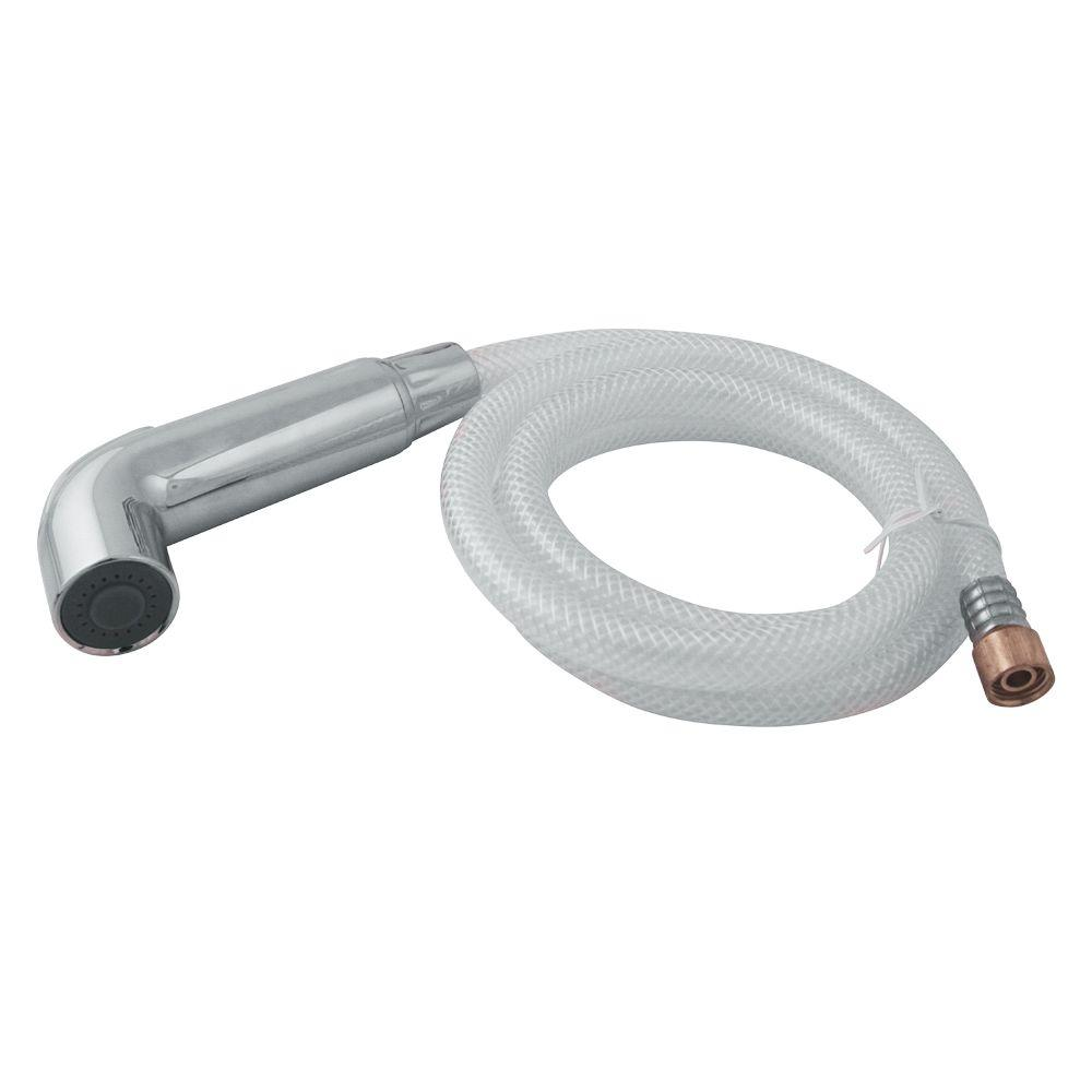 Charmant American Standard Sidespray And Hose For Kitchen Faucet, Polished Chrome