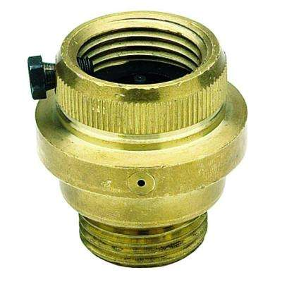3/4 in. Brass Vacuum Breaker