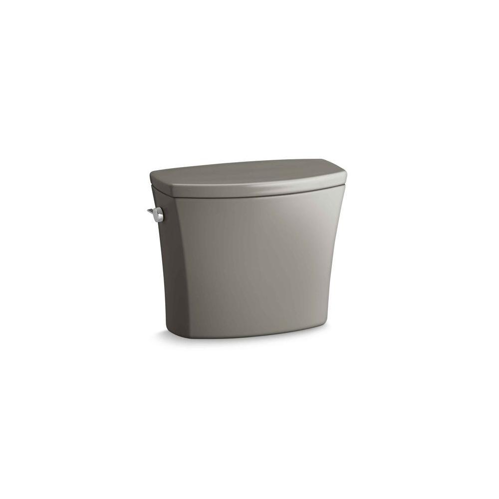 KOHLER Kelston 1.6 GPF Toilet Tank Only with AquaPiston Flushing Technology in Cashmere