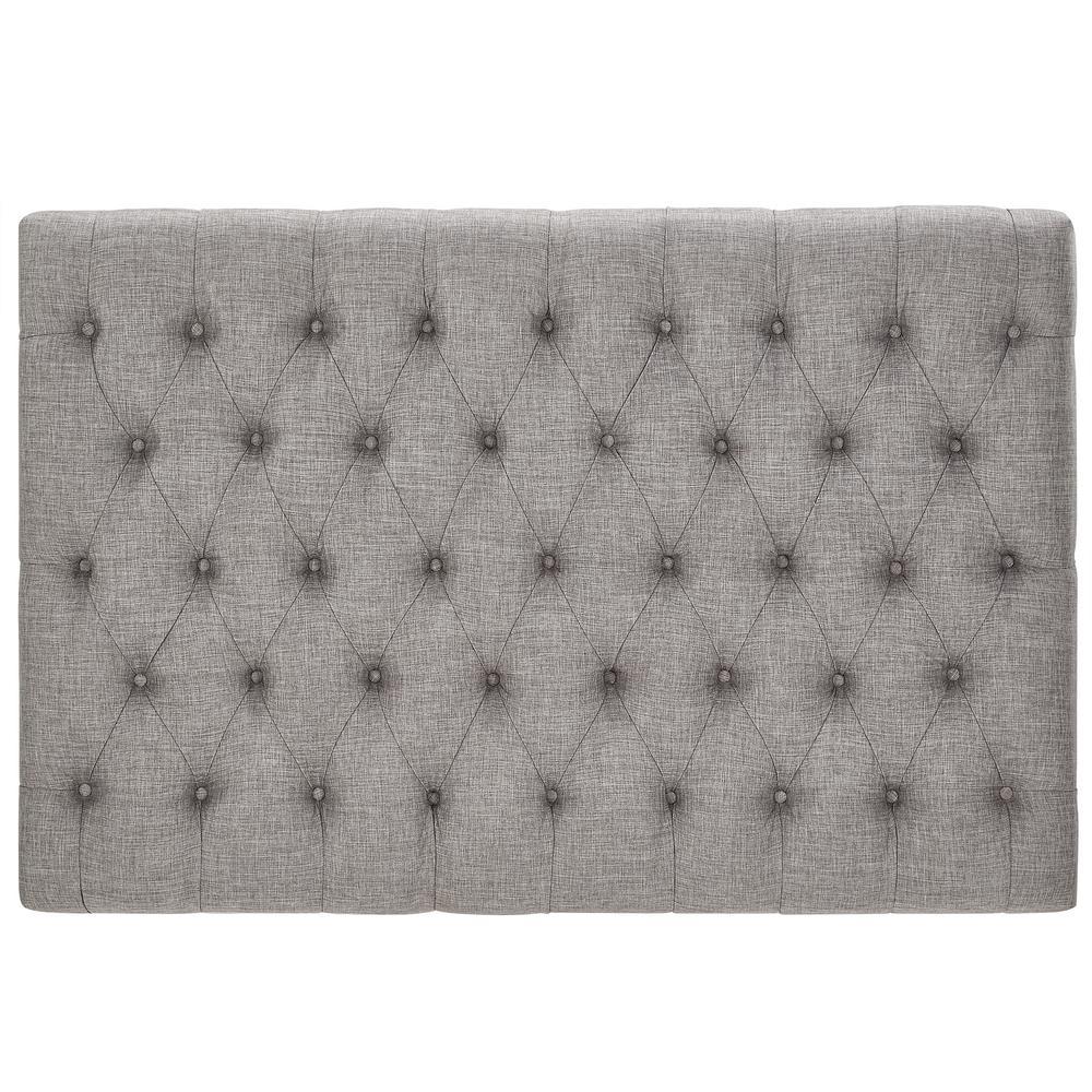 Homesullivan Segovia Grey Pillowtop Coffee Table 40e302gl
