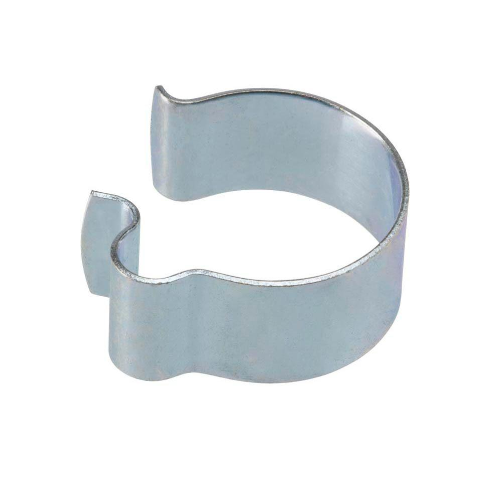 7/8 in. Zinc-Plated Double Mount Handle Bar Clamp