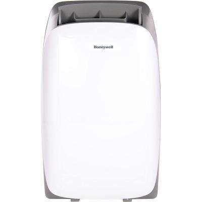 HL Series 10,000 BTU Portable Air Conditioner with Dehumidifier and Remote Control - White/Gray