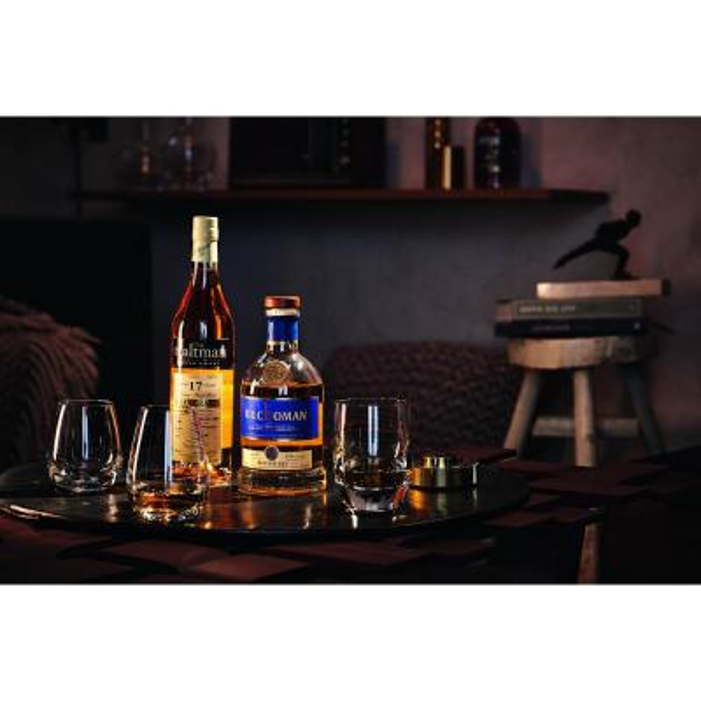 Scotch Whiskey Blended Scotch 8-1/2 oz. Tumbler No.1 (2-Pack)