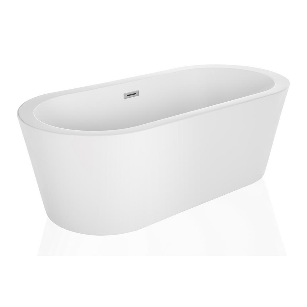 Stand Alone Designs : Spa bathroom design with stand alone tub