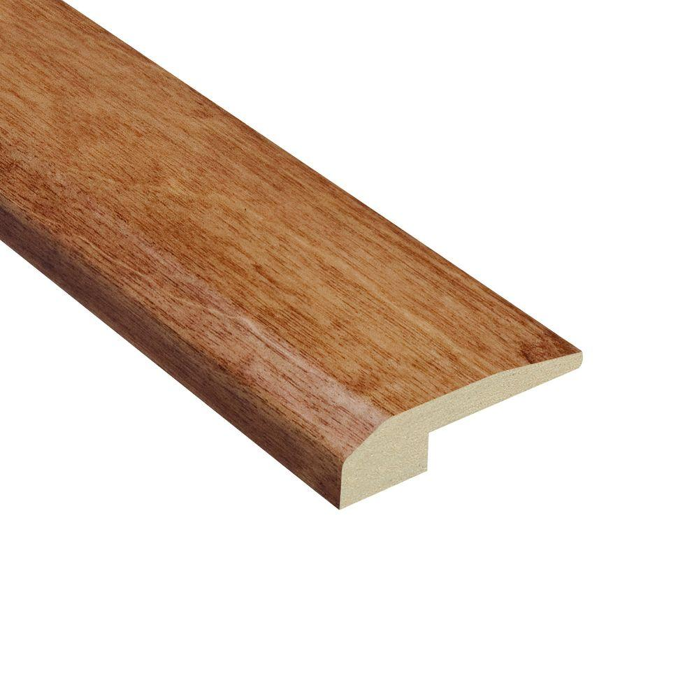 Home Legend Cherry Natural 3/4 in. Thick x 2-1/8 in. Wide x 78 in. Length Carpet Reducer Molding
