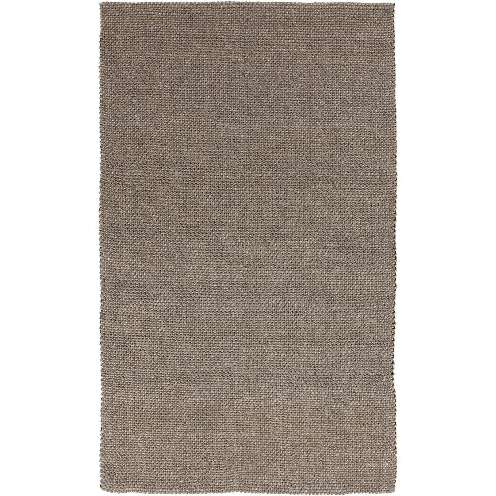 Nashua Taupe 2 ft. x 3 ft. Indoor Area Rug