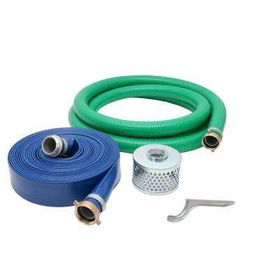 3 in. Water Pump Hose Kit