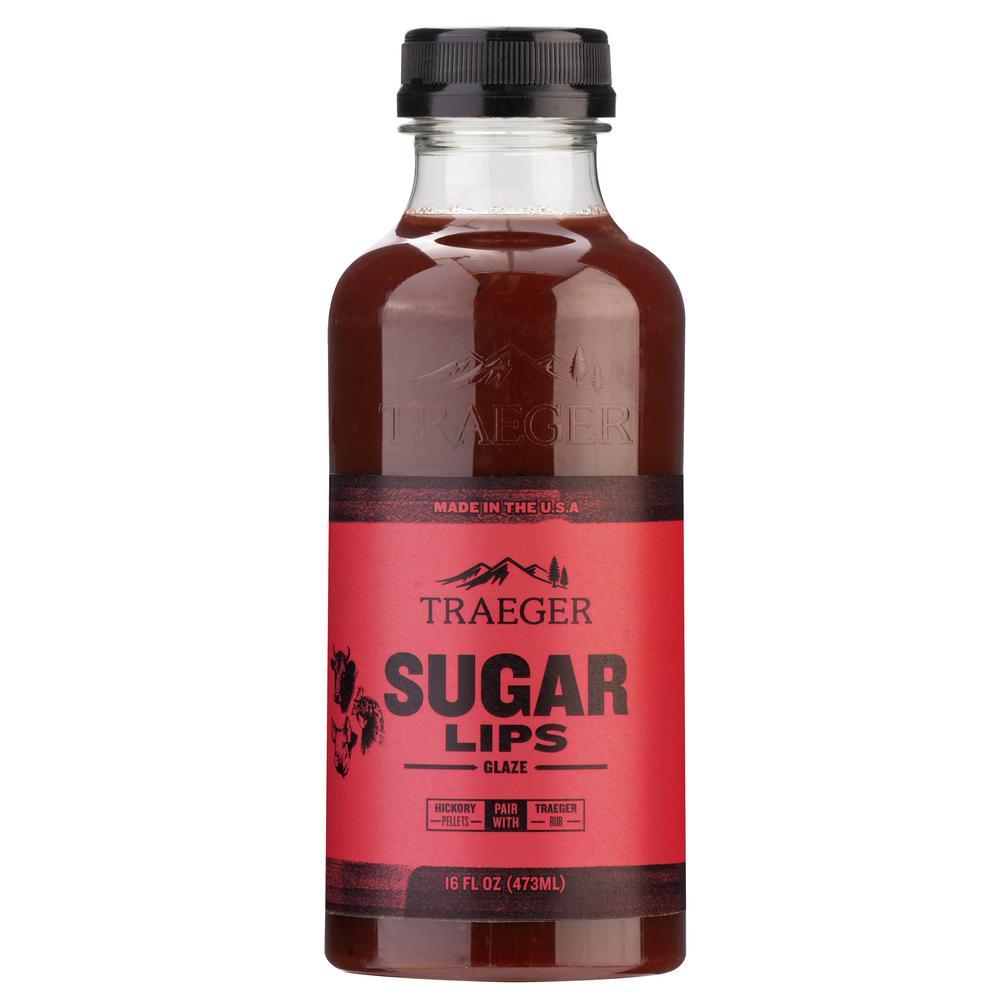 16 oz. Sugar Lips Glaze BBQ Sauce and Marinade