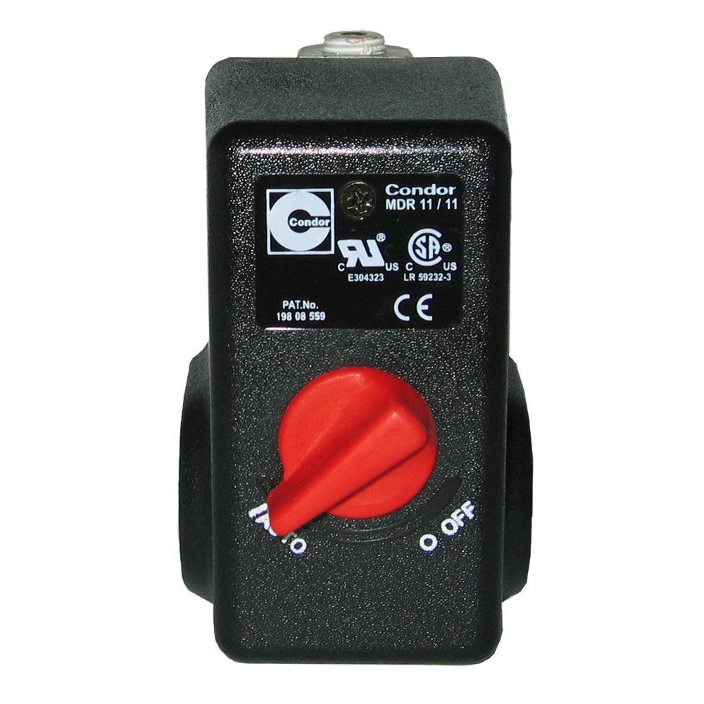 100 - 130 psi Pressure Switch