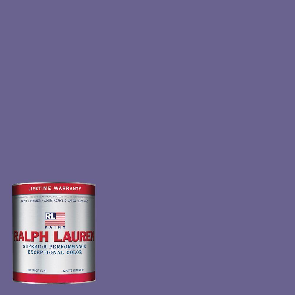 Ralph Lauren 1-qt. Greenwich Purple Flat Interior Paint