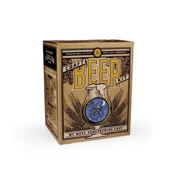 Beer Brewing Kit in Intergalactic Pale Ale Seventh Sun Brewing BK-IGP