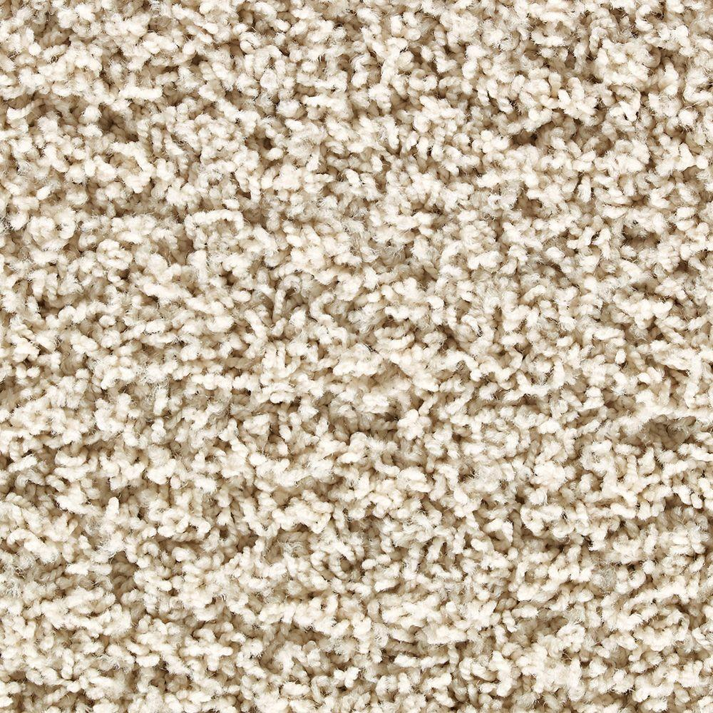 Martha Stewart Living Chequers Buckwheat Flour - 6 in. x 9 in. Take Home Carpet Sample-DISCONTINUED
