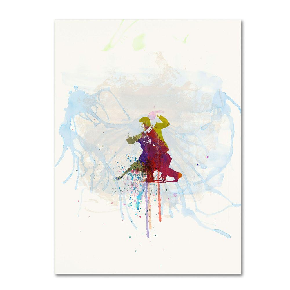 19 in. x 14 in. Last Dance Canvas Art