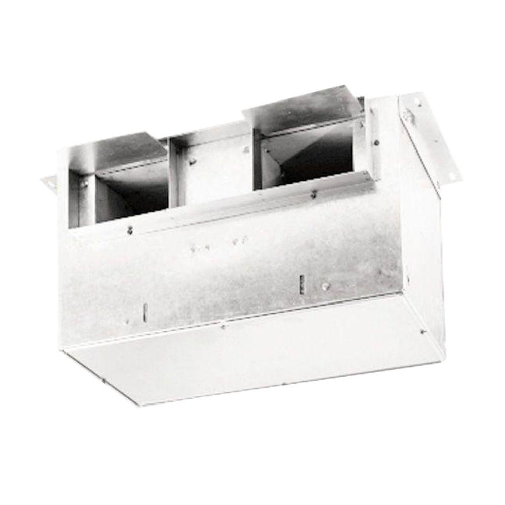 External In-Line 600 CFM Blower for Broan Range Hood