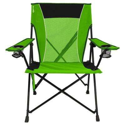 Ireland Green Dual Lock Chair