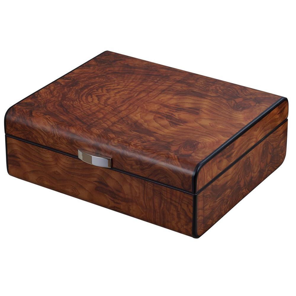Widar Burlwood Cigar Humidor