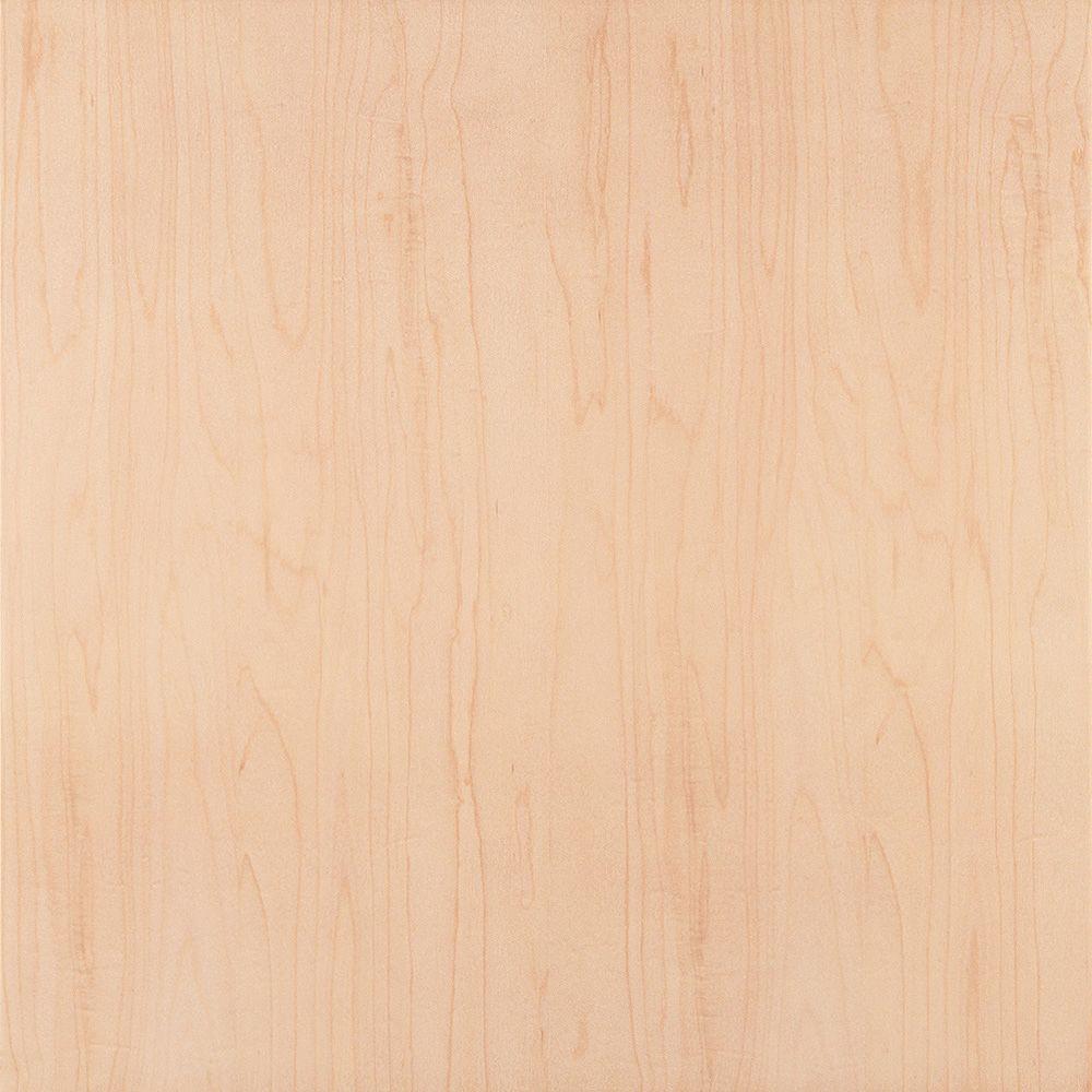American Woodmark 14-9/16x14-1/2 in. Cabinet Door Sample in Hanover Maple Natural