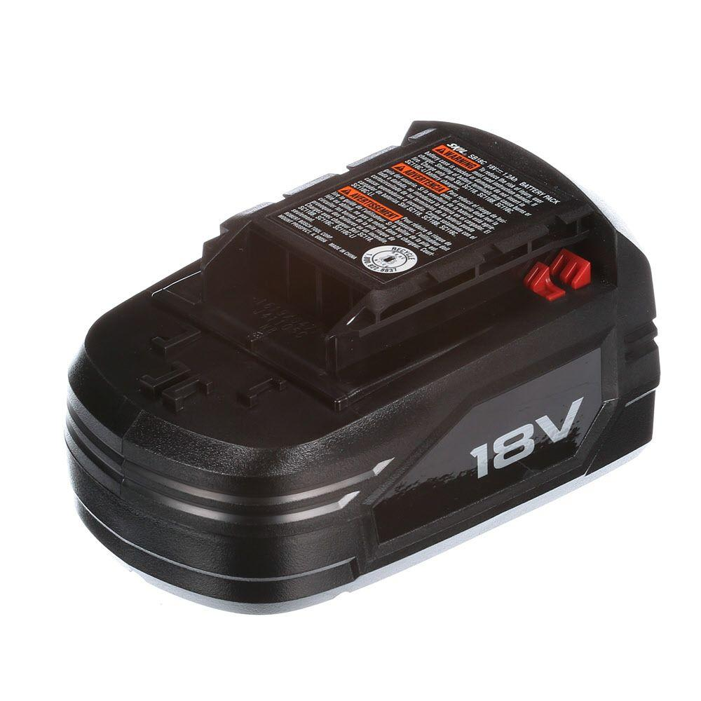 Skil 18 Volt 1.2 Ah Ni-Cd Slide Pack Battery
