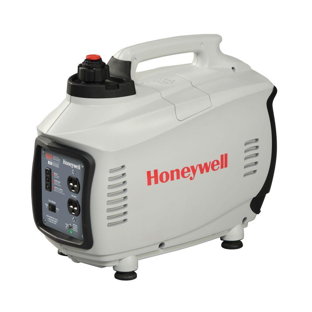Honeywell 800-Watt Gas Powered AC Power Inverter