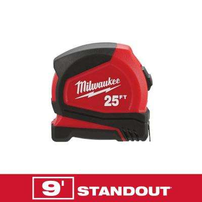 25 ft. Compact Tape Measure