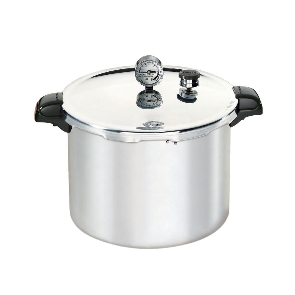 16 Qt. Aluminum Pressure Cooker