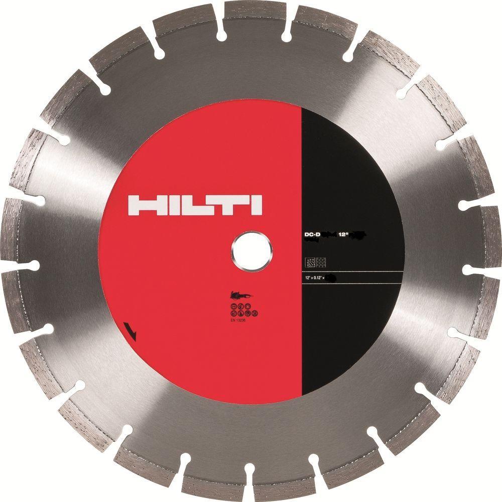 Hilti Sp S 12 In X 1 In Dch Universal Cutting Disc