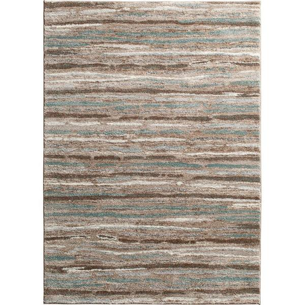 Home Decorators Collection Shoreline Multi 8 Ft X 10 Ft Striped Area Rug 1203pm80hd 101 The Home Depot