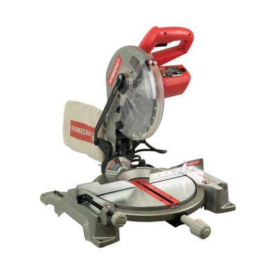 14 Amp 10 in. Compound Miter Saw with Laser