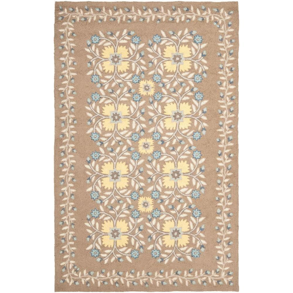 Martha Stewart Living Folklore Monk 39 S Cloth 5 Ft X 8 Ft Area Rug Msr4361d 5 The Home Depot