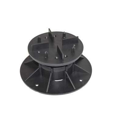DTG-S3 2.75 in. to 4.13 in. Deck Wise Compatible Plastic Adjustable Pedestal Support (8-Pack)