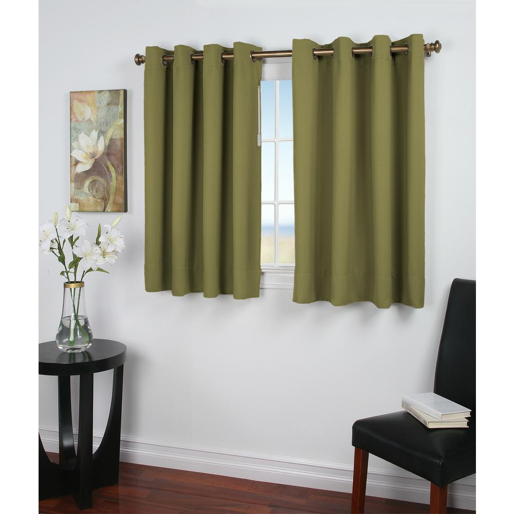 Blackout Ultimate Blackout Short Length Panel 56 In W X 45 In L In Sage 02000 79 045 25 The