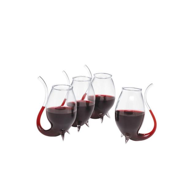Oenophilia Porto Sippers (Set of 4)