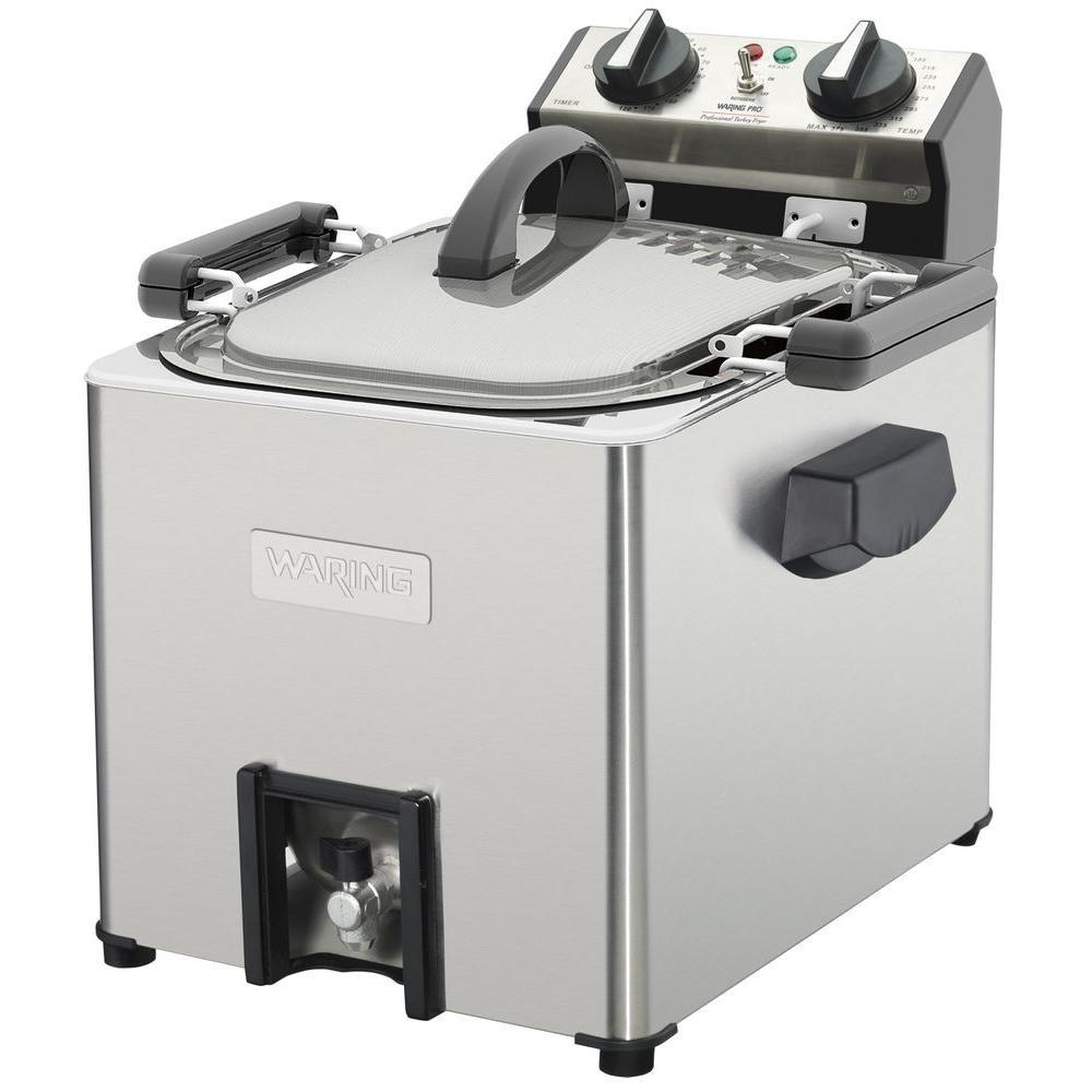 Waring Pro Rotisserie Turkey Fryer/Steamer-DISCONTINUED
