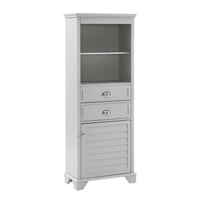 """Lydia Gray 23.5""""W Tall Cabinet"""