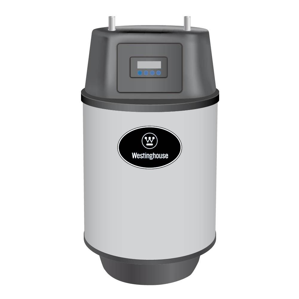 Westinghouse 130 Gal Hr 6 Year High Efficiency High Output Natural Gas 20 Gal Hybrid Water Heater 100k Btu Durable Stainless Steel Wgrgh20ng100f The Home Depot