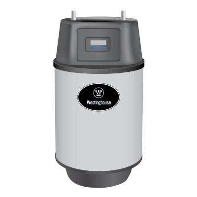 130 Gal./HR 6 Year High Efficiency High Output Natural Gas 20 Gal. Hybrid Water Heater 100k BTU Durable Stainless Steel